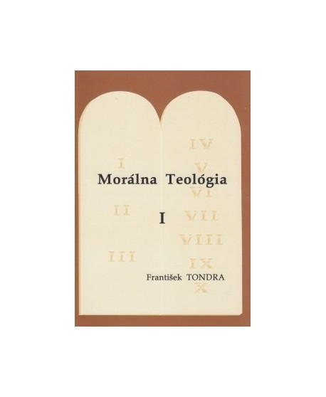 Morálna teológia 1