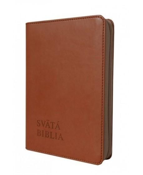 Svätá Biblia - Roháče ,vrecková, hnedá