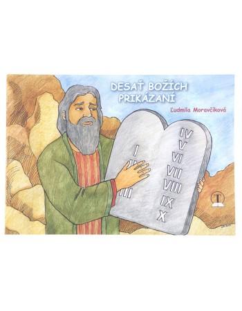 Desať Božích prikázaní -...