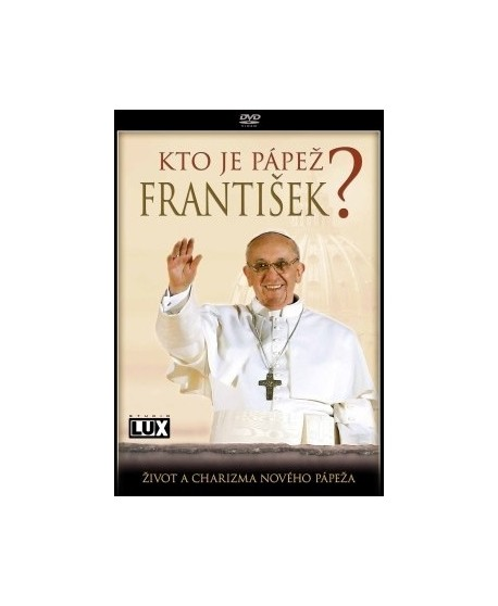 DVD - Kto je pápež František?