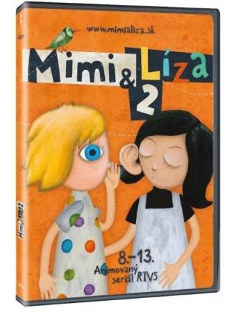 DVD - Mimi a Líza 2