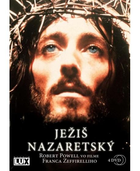 4 DVD - Ježiš Nazaretský