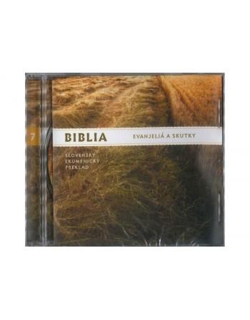 CD - ROM - Evanjeliá a skutky