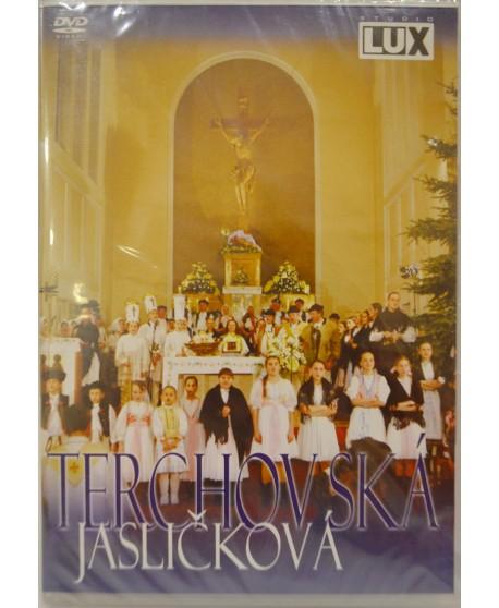 DVD - Terchovská jasličková